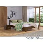 Кровать Эстелла Рената Люкс 180х200 (массив)