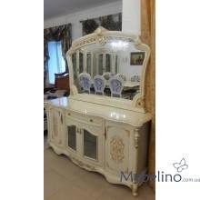 Буфет с зеркалом Неаполь