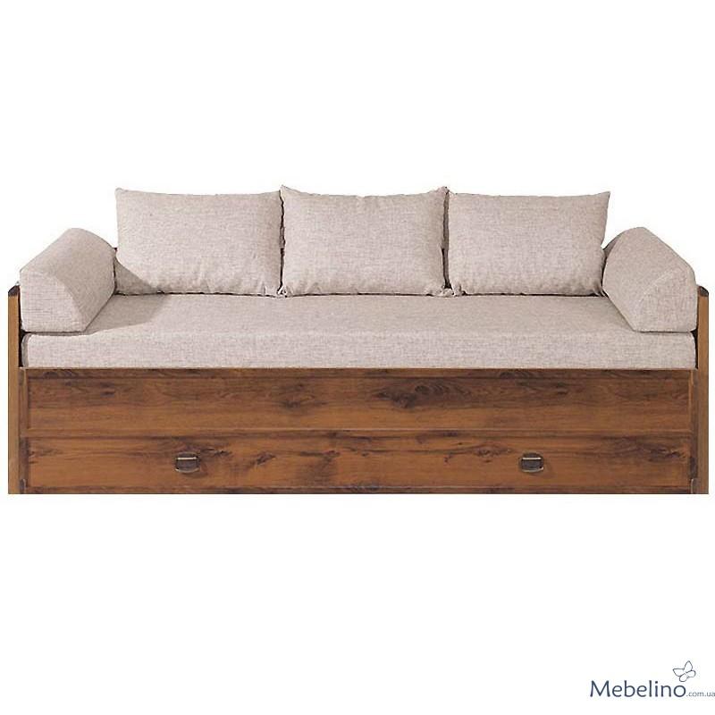 Диван-кровать БРВ Индиана JLOZ80/160 + матрас + подушки